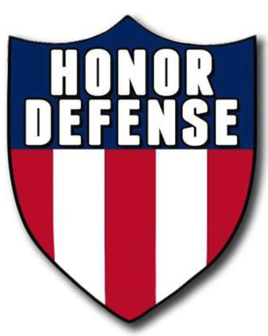 Honor Defense Logo